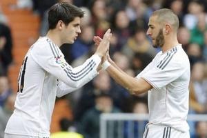 Планы Реала: продать Морату, продлить Бензема, купить нового нападающего