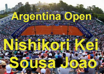 Argentina Open. Кэй Нисикори – Жуан Соуза: прогноз на матч