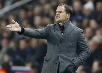 Де Бур не будет следующим тренером сборной Нидерландов