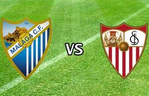 Примера. Малага – Севилья. Прогноз на матч 1 мая 2017 года