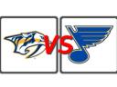NHL. Плей-офф. Нэшвилл - Сент-Луис. Анонс и прогноз на матч (30.04.2017)
