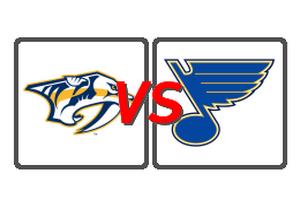 NHL. Плей-офф. Нэшвилл – Сент-Луис. Анонс и прогноз на матч (30.04.2017)