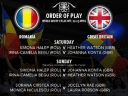 Скандал на матче Румынии и Великобритании будет расследоваться