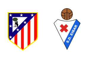 Примера. Атлетико Мадрид – Эйбар. Прогноз на матч 6.05.17