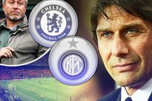 Челси пытается удержать Антонио Конте от перехода в Интер