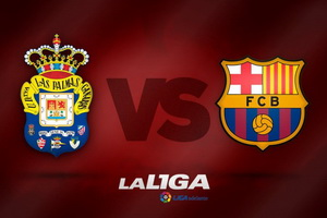 Примера. Лас-Пальмас – Барселона. Прогноз на матч 14.05.17