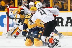 NHL. Плей-офф. Нэшвилл – Анахайм. Анонс и прогноз на матч (23.05.2017)