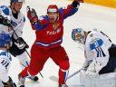 Россия выиграла у Финляндии в матче за бронзовые медали ЧМ-2017