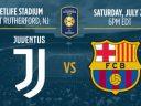 International Champions Cup. Ювентус – Барселона. Анонс к матчу 23.07.17