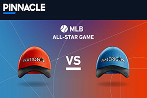 Анонс турнира MLB All-Star Game от Pinnacle