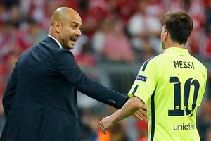 Манчестер Сити готовит трансфер Лео Месси