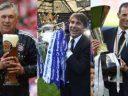 Итальянцы уверенно возглавляют рейтинг самых успешных тренеров топ-5 чемпионатов Европы