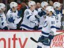 Никита Кучеров присоединился к легендам НХЛ благодаря результативному старту сезона