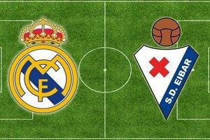 Примера. Реал Мадрид – Эйбар. Бесплатный прогноз на матч 22 октября 2017 года