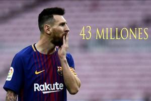 От Пелле до Месси: десятка футболистов с самыми большими зарплатами