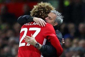 Любимчик Моуринью может покинуть Манчестер Юнайтед