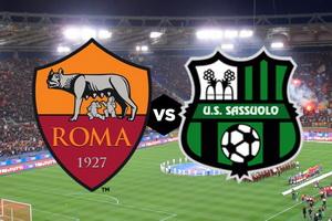 Серия А. Рома – Сассуоло. Анонс и прогноз на матч 30.12.17