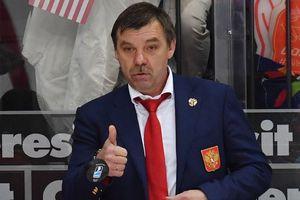 Олег Знарок оценил победу своей командой над шведами на Кубке Первого Канала