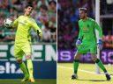 Реал продолжает следить за Де Хеа и Куртуа
