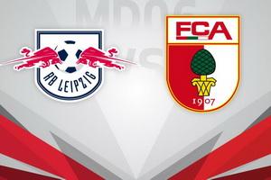 Бундеслига. РБ Лейпциг – Аугсбург. Прогноз от букмекеров на матч 9.02.18