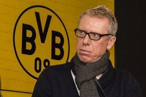 Букмекеры считают, что Штегер, скорее всего, останется тренером Боруссии в следующем сезоне
