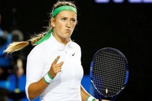 Виктория Азаренко уверена, что прибавляет после Индиан-Уэллса