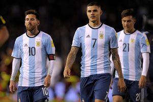 Без Икарди, но с Паредесом: Сампаоли объявил состав сборной Аргентины