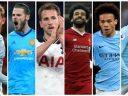 В АПЛ названы претенденты на звание футболиста года: половина представляет Манчестер Сити