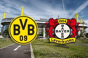 Бундеслига 1. Боруссия (Дортмунд) – Байер. Прогноз на футбольный матч 21 апреля 2018 года