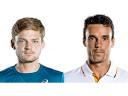ATP. Barcelona Open. 1/4 финала. Давид Гоффин – Роберто Баутиста-Агут. Анонс и прогноз на матч 27.04.18