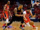 Новый Орлеан разгромно победил Портленд в первом раунде плей-офф НБА
