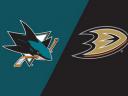 NHL. Плей-офф. 1/8 финала. Сан-Хосе Шаркс - Анахайм Дакс. Прогноз на матч 17.04.18
