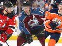 Ассоциация игроков НХЛ назвала претендентов на звание хоккеиста с наиболее выдающимися результатами в сезоне
