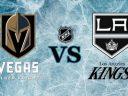 NHL. Плей-офф. 1/8 финала. Вегас Голден Найтс - Лос-Анджелес Кингз. Анонс и прогноз на матч 12.04.18