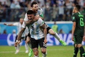 Аргентина выползла в 1/8, первая нулевая ничья, и другие итоги матчей 26 июня 2018 года на чемпионате мира
