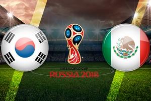 Чемпионат мира. Южная Корея – Мексика. Анонс и прогноз на матч 23 июня 2018 года