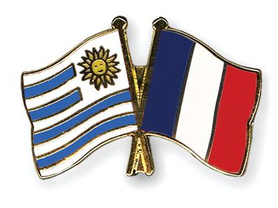 ЧМ-2018. 1/4 финала. Уругвай – Франция. Прогноз на матч 6.07.18