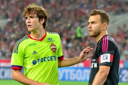Английские журналисты включили в символическую сборную 1/8 чемпионата мира двух россиян