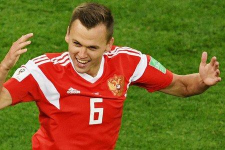 Британские эксперты включили Черышева в символическую сборную 1/4 финала чемпионата мира