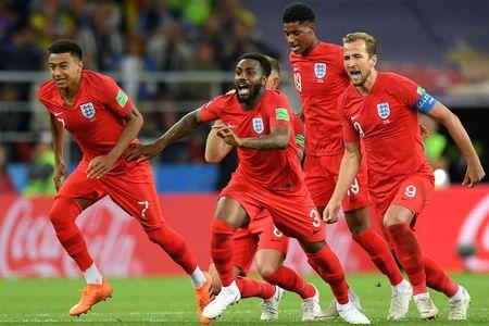 За выход в полуфинал будут биться Англия и Швеция: итоги игр 3 июля 2018 года