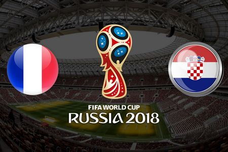 Финал футбольного чемпионата мира-2018. Франция – Хорватия. Анонс и прогноз на решающий матч 15 июля 2018 года