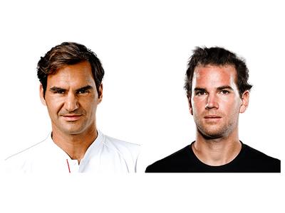 ATP. Wimbledon. Роджер Федерер – Адриан Маннарино. Анонс к матчу 9.07.18
