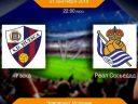 Примера. Уэска - Реал Сосьедад. Прогноз от экспертов на игру 21 сентября 2018 года
