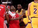 НБА назначило наказание за драку между Полом и Рондо