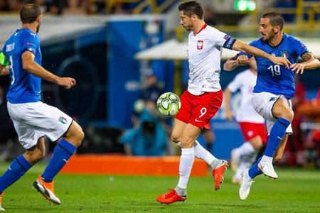 Лига Наций. Польша – Италия. Бесплатный прогноз на матч 14 октября 2018 года