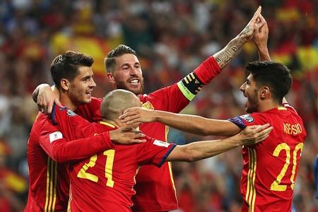 Букмекеры считают Испанию главным фаворитом Лиги Наций