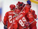 Воробьев и игроки сборной прокомментировали победу над финнами