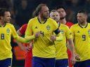 Важная победа Швеции, и другие результаты субботних матчей в Лиге Наций