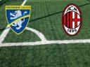 Серия А. Фрозиноне – Милан. Превью и прогноз на матч 26.12.18