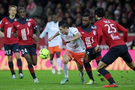 Лига 1 Франции. Монпелье – Лилль. Анонс на матч 4 декабря 2018 года